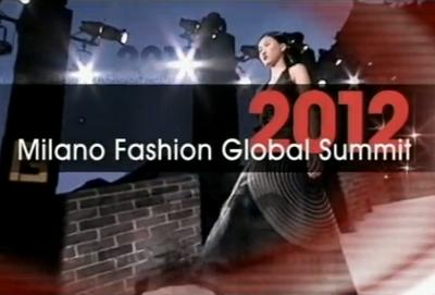 FASHION GLOBAL SUMMIT 2012